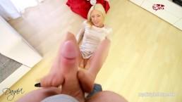 MyDirtyHobby - Super skinny blonde...