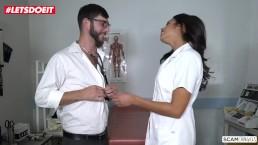LETSDOEIT - Kinky Nurses Seduce...