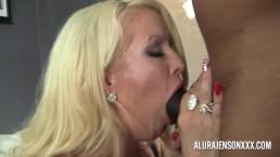 Big tit pornstar Alura...