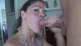blowjob and cumshot