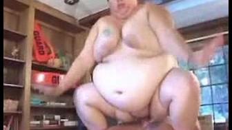 hoebahoebahop fat woman