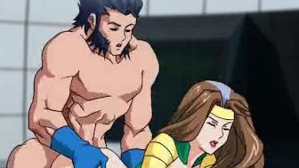 X-Men Threesome