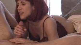 Amateur Jade-Fellatio & Swallow