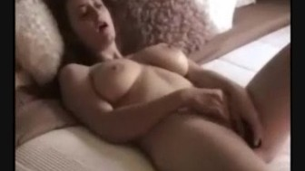 Big Boobed Natural Houswife Fucks