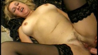 MILF gets it hard in the ass and mouth - Pt. 3/5