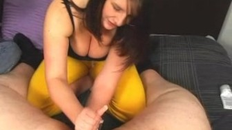 """two girls play with guy 2"""" inch dick"""