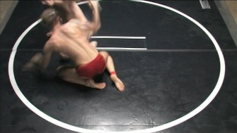 Hot guys fighting - loser gets fucked!