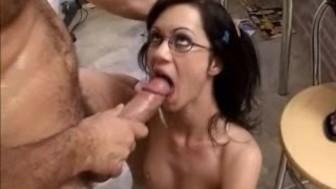 Hardcore group sex with Rocco Siffredi