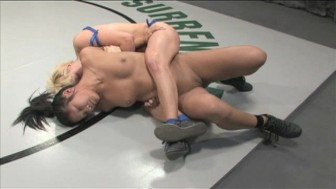 Hot girls & Nude wrestling action!