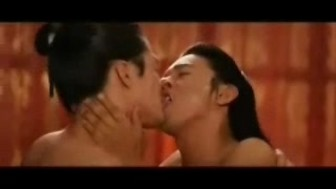 Frozen Flower (Korean Movie) Bed scene