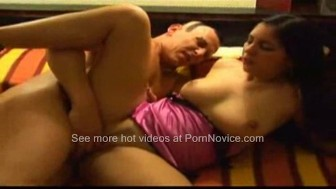 Hot Girl Gets Plundered in Both Holes
