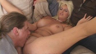 Big Tit Cougar In Heat