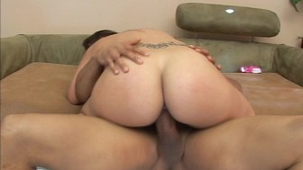 Latina fucked hard by black guy