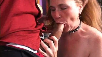 Mature amateur Spicy enjoys kinky fuck with boss