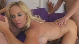 Slutty Wife Bangs My Two Friends