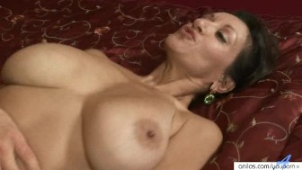 Busty Cougar Persia Monir Pounded
