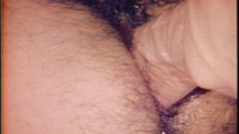 Stick that big cock in my hairy asshole