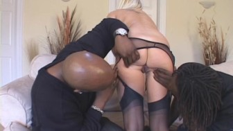 Wifey Craves 2 Cocks