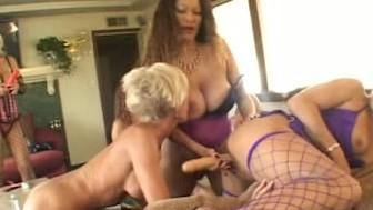 Mature orgy part 1