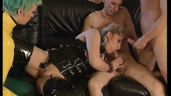 Group Sex For All- clip #16