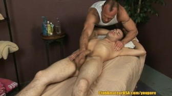 ClubAmateurUSA Curious Stud Davin James Cumshot