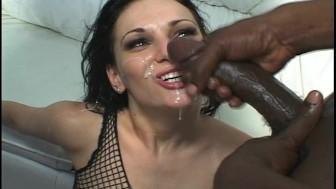 Compilation of cum in the mouth