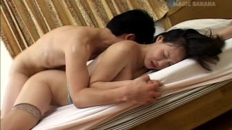 Asian Milf fucked good - Pompie