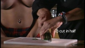 Cutting the membrain for ythe cocktails