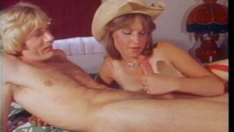 Cowboy gets a new hooker