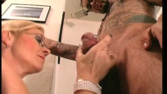 Put that pierced penis in my pussy