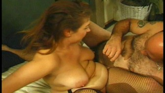 Romantic BBW sex