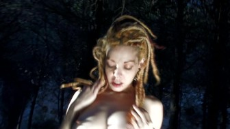 Naked Nataly in the Woods