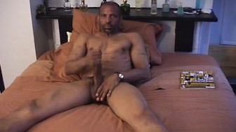 Want to see this big black dick cum? (CLIP)