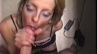 From pinky finger to giant thumb cock (clip)