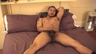 Here is a nice thick black cock