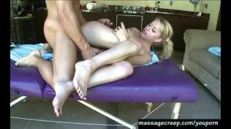 Hardcore Massage Sex With Lexi Belle