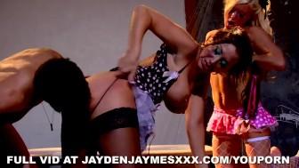 Jayden Jaymes Loves to Ride Cock