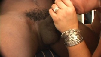 Black cock white cock its all dick to me