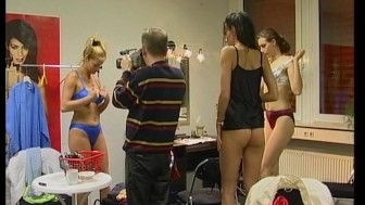 Lingerie Show or the Curious Man (clip)