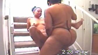Homemade Lesbian Sex Tape