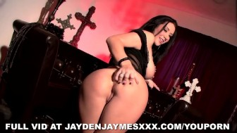 Jayden James Sweet Pussy and Ass