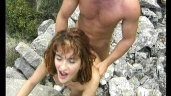 They like it outdoors - LAVA XXX