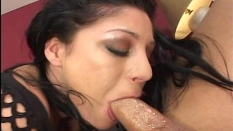 Big-Ass Woman With Wet Pussy