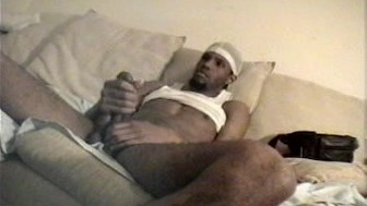 Huge black meat rod - Encore_Productions