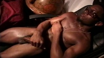 Black gangster hunks fucking n shooting cum - Encore_Productions