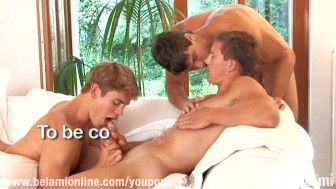 Hung Muscle 3-Way