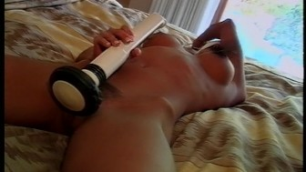Blindfolded and banged