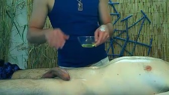 Sensual Erotic Massage Part One