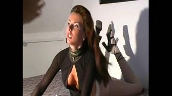 Anastasia amateur movie with nylons