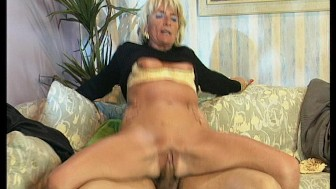 Mature German group sex - DBM Video